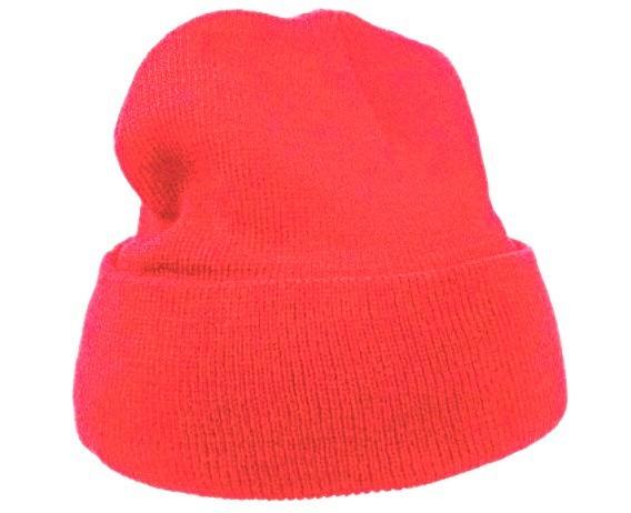 Czapka zimowa RED