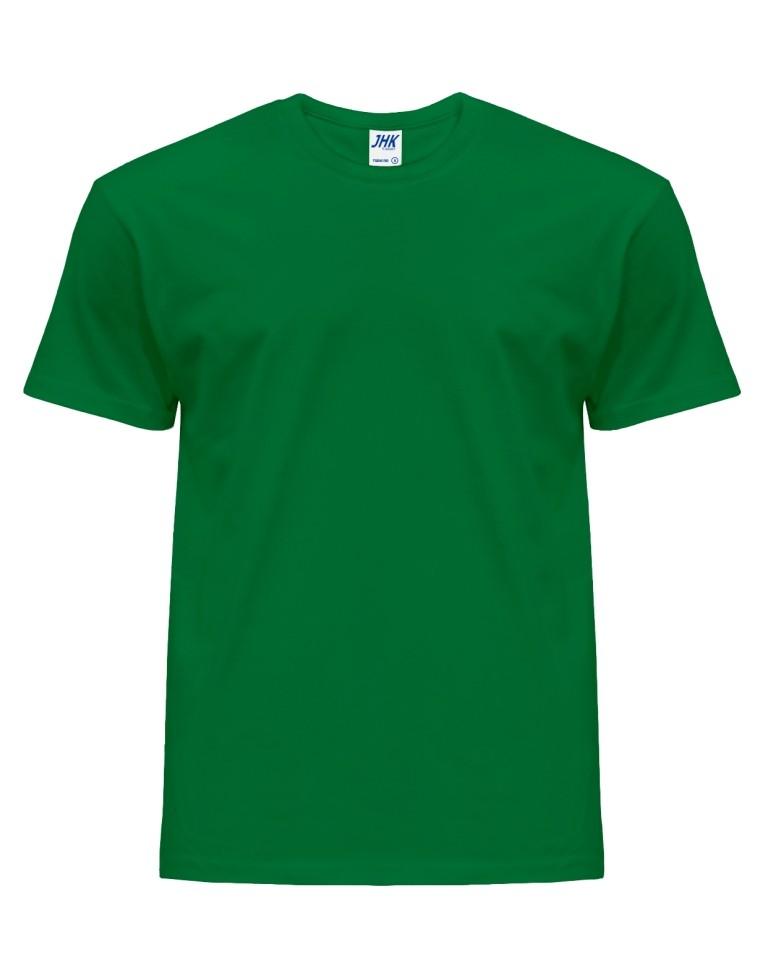 T-shirt JHK TSRK 150 KELLY GREEN