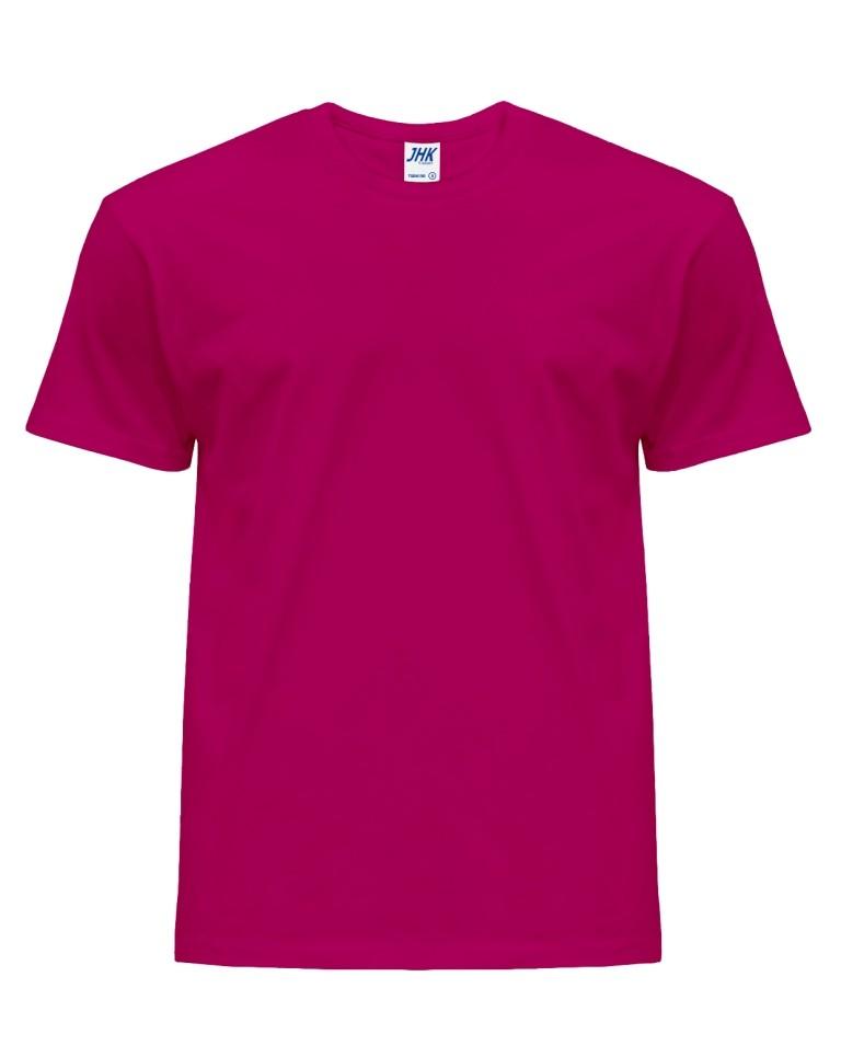T-shirt JHK TSRA 150 - RASPBERRY