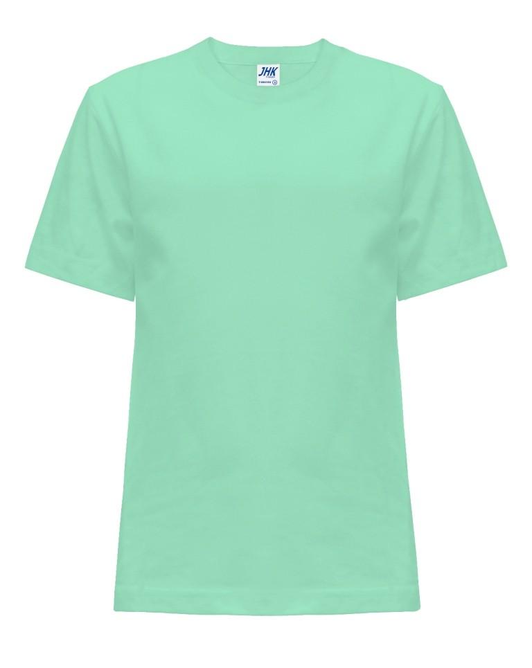 T-shirt JHK TSRK 150 MINT GREEN