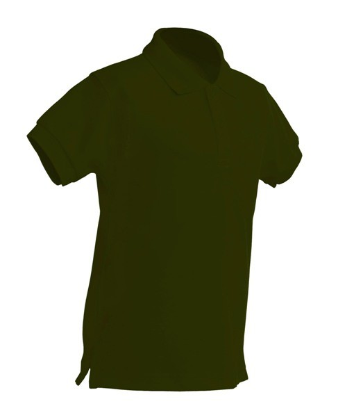 Polo JHK PKID 200 FOREST GREEN