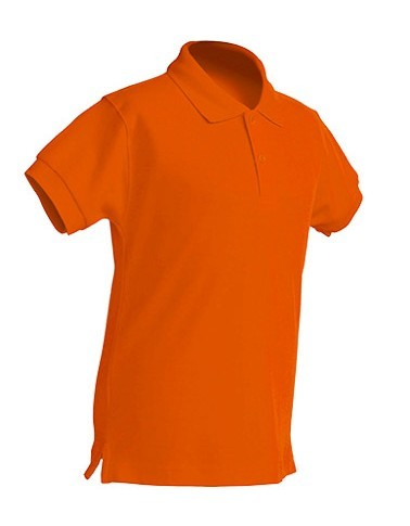Polo JHK PKID 210 ORANGE