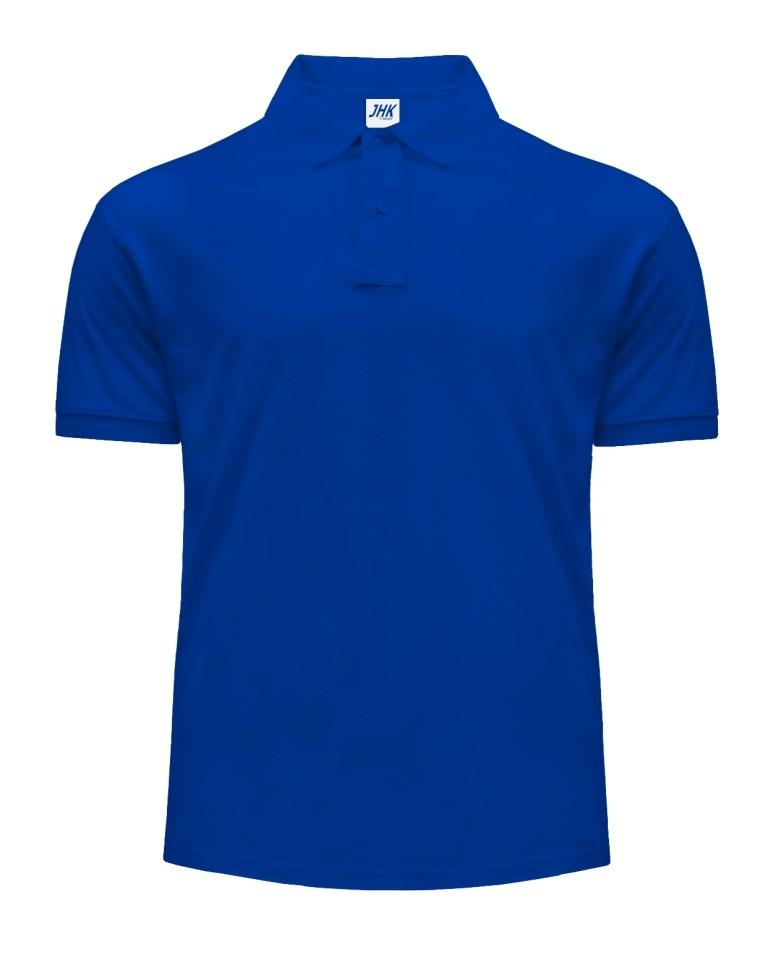 Polo męskie. PORA 210 ROYAL BLUE