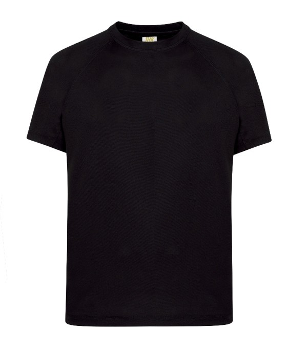 T-shirt JHK SPORT T-SHIRT MAN - BLACK