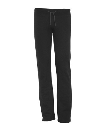 Damskie spodnie SWEAT PANTS LADY - BLACK