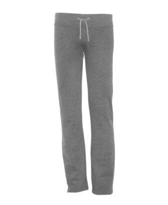Damskie spodnie SWEAT PANTS LADY - GREY MELANGE