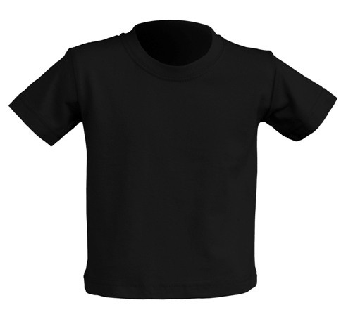 T-shirt BABY JHK TSRB 150 BLACK