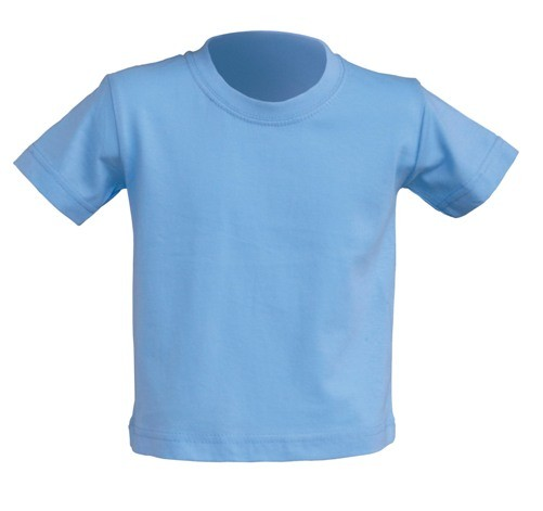 T-shirt BABY JHK TSRB 150 SKY BLUE