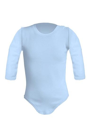 BABY BODY LS ref:TSRBBODYLS - SKY BLUE