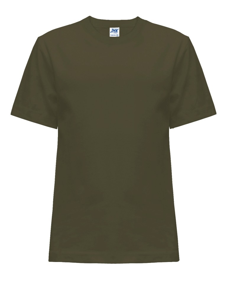 T-shirt JHK TSRK 150 FOREST GREEN