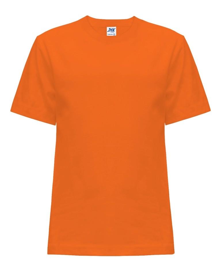 T-shirt JHK TSRK 150 ORANGE