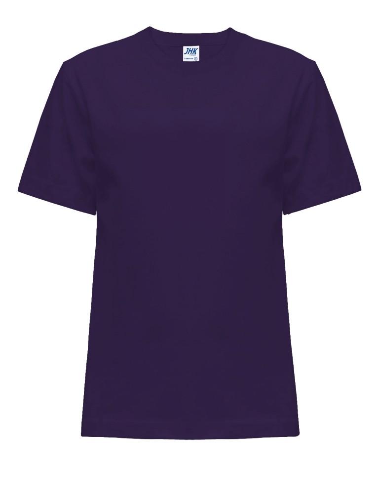 T-shirt JHK TSRK 150 PURPLE
