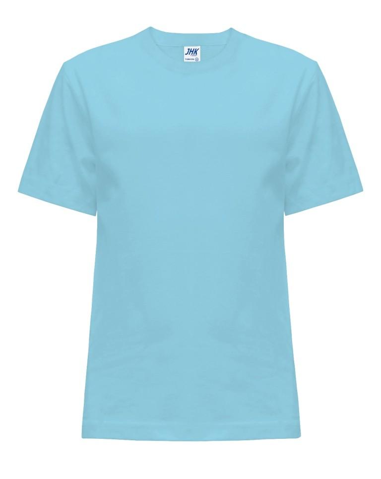 T-shirt JHK TSRK 150 SKY BLUE