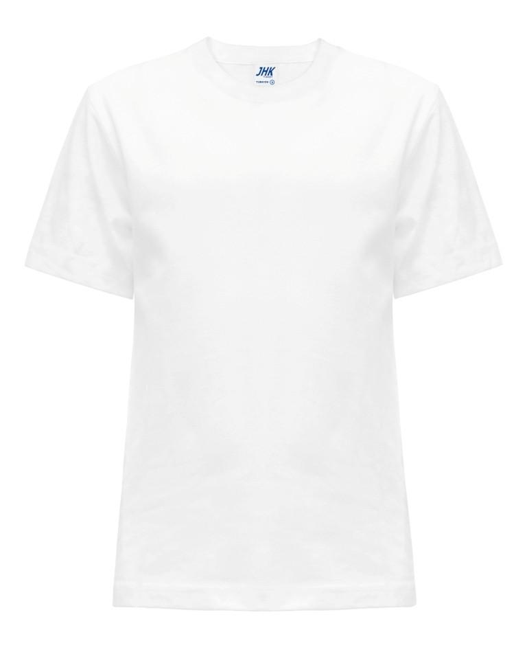 T-shirt JHK TSRK 150 WHITE