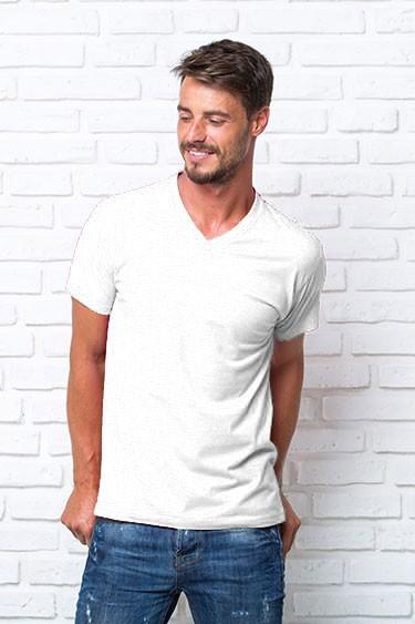 T-Shirt V-neck JHK TSUA PICO