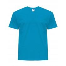 T-shirt JHK TSRA 150 - AQUA