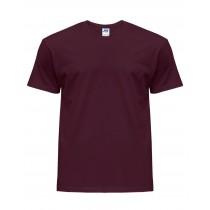 T-shirt JHK TSRA 150 - BURGUNDY