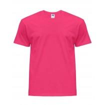 T-shirt JHK TSRA 150 - FUCSIA FLUOR