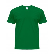 T-shirt JHK TSRK 150 KELLY GREEN