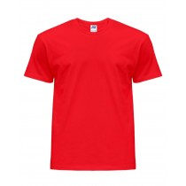 T-shirt JHK TSRA 150 - WARM RED