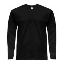 T-Shirt JHK TSRA 170 LS BLACK