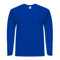 T-Shirt JHK TSRA 170 LS ROYAL BLUE