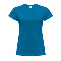 T-shirt damski JHK TSRLCMF - AQUA