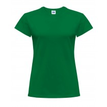 T-shirt damski JHK TSRLCMF - KELLY GREEN