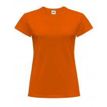 T-shirt damski JHK TSRLCMF - ORANGE