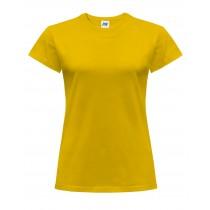 T-shirt damski JHK TSRLCMF - GOLD