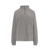 MICRO FLEECE LADY - GREY MELANGE