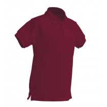 Polo JHK PKID 200 BURGUNDY