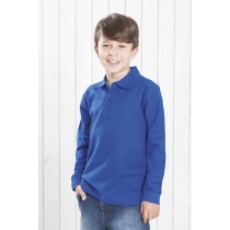 Polo KID LS JHK PKID 200