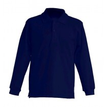 Polo KID LS JHK PKID 200 LS NAVY