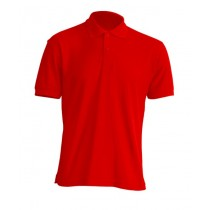 Worker Polo JHK PORA180 WK RED