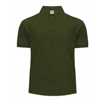 Polo męskie. PORA 210 FOREST GREEN