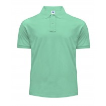 Polo męskie. PORA 210 MINT GREEN