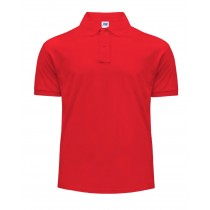 Polo męskie. PORA 210 WARM RED