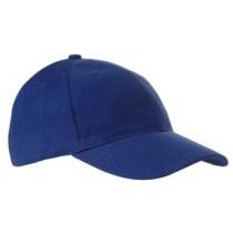 Czapka sześciopanelowa CZA006 - ROYAL BLUE