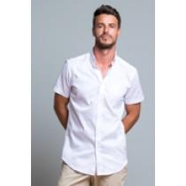 Koszula męska z krótkim rękawem SHAPOPSS