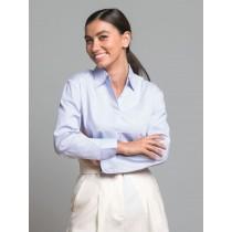 Koszula damska z długim rękawem ref: SHLPOP