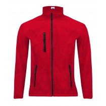 SOFTSHELL JACKET LADY - RED