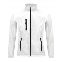 SOFTSHELL JACKET LADY - WHITE