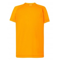 T-shirt JHK - SPORT KID T-SHIRT - ORANGE FLUOR