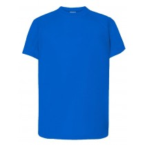 T-shirt JHK - SPORT KID T-SHIRT - ROYAL BLUE