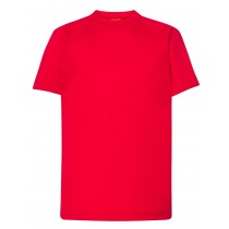 T-shirt JHK - SPORT KID T-SHIRT - RED