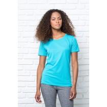 T-shirt JHK, damski sportowy - SPORT T-SHIRT LADY