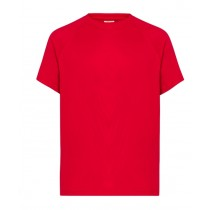 T-shirt  JHK SPORT T-SHIRT MAN -  RED
