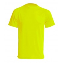 T-shirt JHK SPORT T-SHIRT MAN - GOLD FLUOR