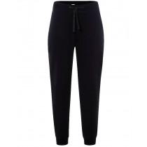 Spodnie SWEAT PANTS CUFF MAN - BLACK